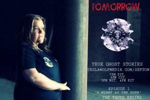 Pamela May Sefton Paranormal